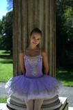 Porträt einer Ballet Tänzerin