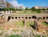 Thessaloniki Roman Forum. Macedonia, Greece - 225661992