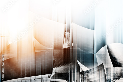 Abstract art background concept - 225662145