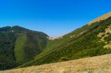 Vista dal sentiero 5 del Parco dl Cucco