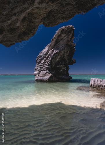 Fototapeten Strand Cape Town beach tropical
