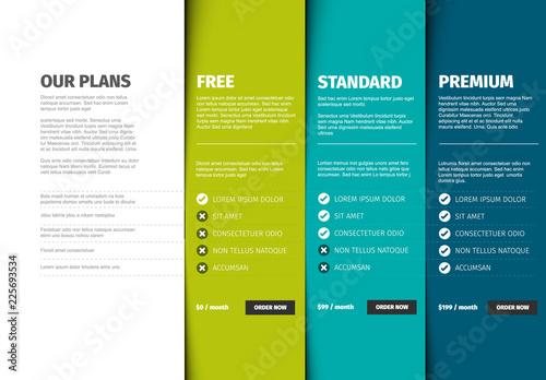 product service price comparison table buy photos ap images