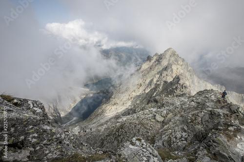 Mount Rysy Poland