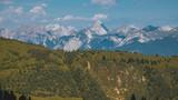 Beautiful alpine view at Fuegen - Zillertal - Tyrol - Austria