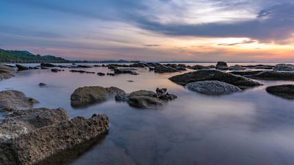Sea Stone Beach © Aris Suwanmalee