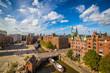 Leinwandbild Motiv Hamburg - Germany