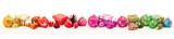 Bunter Weihnachten Panorama Header - 225735572