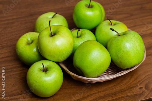 Foto Murales green apples