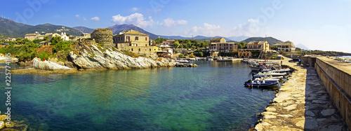 Centuri, port, Corse © Gamut