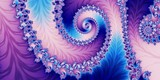 Fabulous horizontal abstract background with Spiral Pattern. You can use it for invitations, banners, postcards, cards and so on. Artwork for creative design, art and entertainment. - 225798119