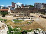 Griechenland - antike Sehenswürdigkeit in Athen - 225826776