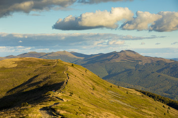 Bieszczady Mountains - Carpathians