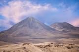 volcano in Atacama - 225834910