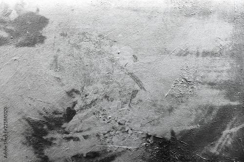 streszczenie szary teksturowanej tło. wyblakły porysowany tablica ogłoszeń. koncepcja przestrzeni kopii
