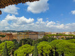 Quadro View of Rome, Italy