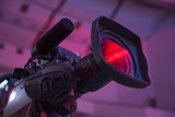 TV camera in recording - 225933311