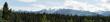 Kluane Range panorama