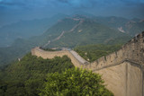 View of the great Chinese wall - 225939989