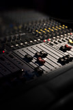 sound equipment at the concert - 225942137