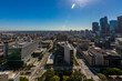 View of the city of Los Angeles, from Los Angeles City Hall
