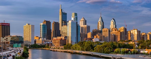 Philadelphia Skyline  © Justin