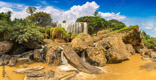 Elephant waterfall in Dalat - 225979938