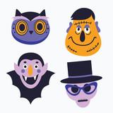Halloween characters - 226006323