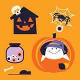 Halloween set - 226006349