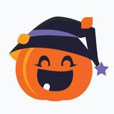 Pumpkin character illustration - 226006387