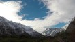 Hooker valley time-lapse