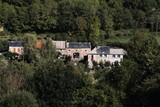 village des Combrailles, Auvergne