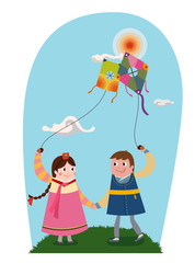 Fly a kite © zzve