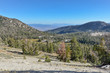 Tahoe Meadows in Sierra Nevada near Mount Rose Pass