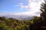 Anaga mountains view Tenerife island Spain
