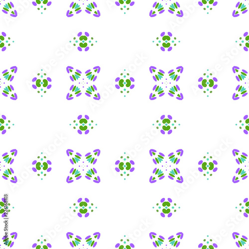 Seamless background pattern with a variety of multicolored lines. - 226168103