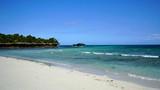 Plage de Chumbe island, archipel de Zanzibar