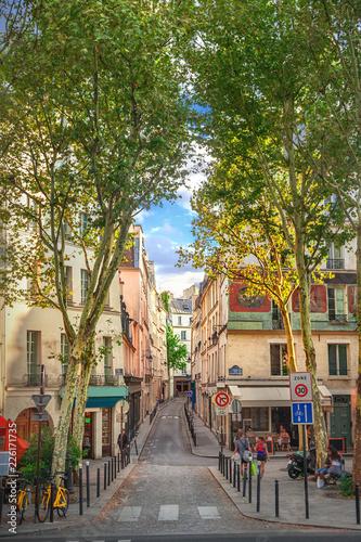 Street in Paris - 226171735