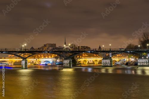 Paris riverside  at night - 226202340