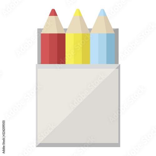 paczka kolorowanie kredki graficzny ikona