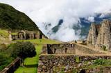 Peru - Choquequirao lost ruins (mini - Machu Picchu), remote, spectacular the Inca ruins near Cuzco - 226216704