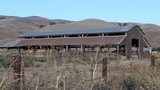 Stables or barn in California, USA. - 226228126