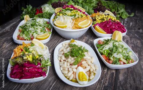 turkish food salad - 226280166