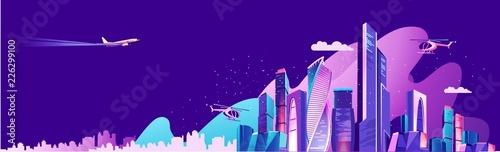 City landscape concept - 226299100