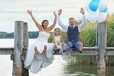 Hochzeit am Steg  - 226309599