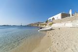 Ornos beach and village - Mykonos island - Aegean sea - Greece - 226317180