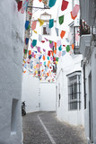 street in andalusia