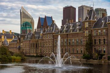 The Hague - Netherlands - cityscape © Borislava