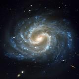 The Lost Galaxy Color-Enchanced Galaxy Universe Nebula Background Wallpaper Original Image by ESO