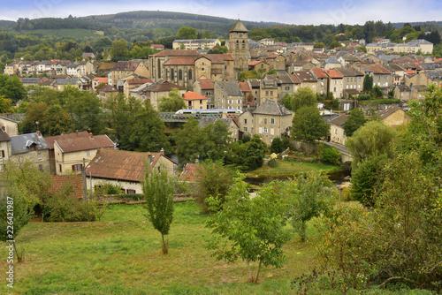 Village de Eymoutiers, Nouvelle-Aquitaine