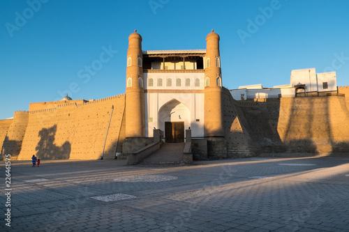 Fortaleza Ark, Bukhara, Uzbekistan - 226461575